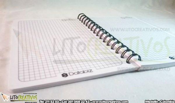 Cuaderno Personalizado Litocreativos litografia medellin 10