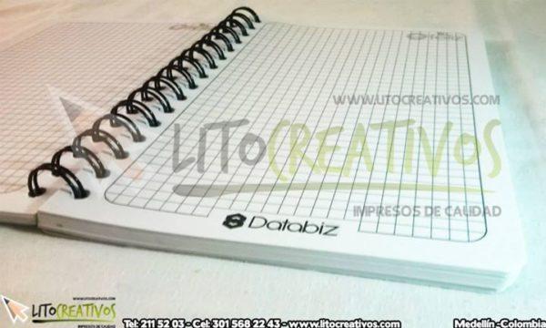 Cuaderno Personalizado Litocreativos litografia medellin 11