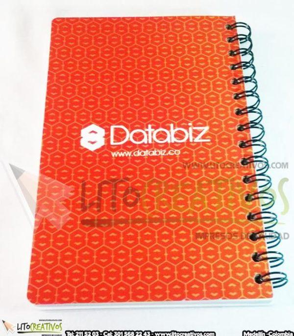 Cuaderno Personalizado Litocreativos litografia medellin 12