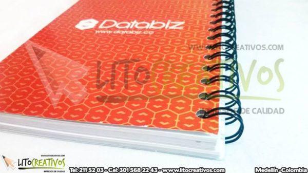 Cuaderno Personalizado Litocreativos litografia medellin 13