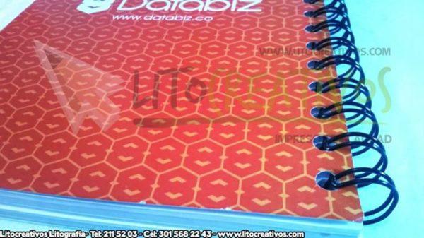 Cuaderno Personalizado Litocreativos litografia medellin 14