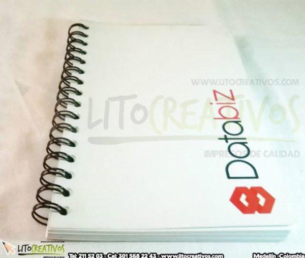 Cuaderno Personalizado Litocreativos litografia medellin 2