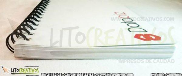 Cuaderno Personalizado Litocreativos litografia medellin 6