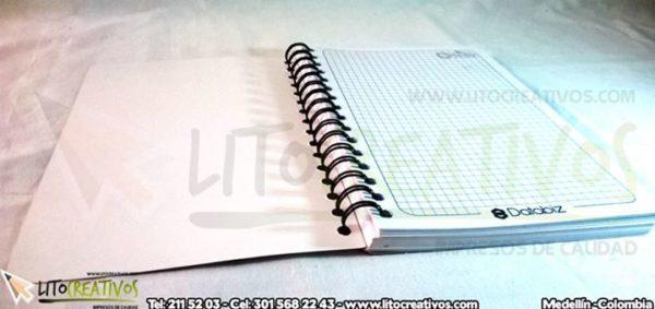 Cuaderno Personalizado Litocreativos litografia medellin 7