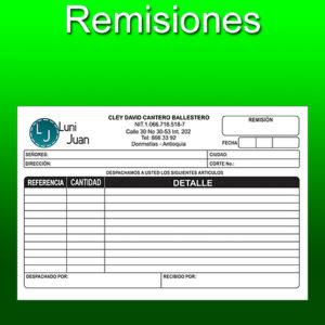 remisiones