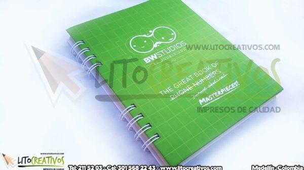 Cuaderno Ecologico BWSTUDIO 11