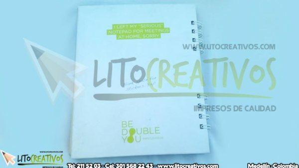Cuaderno Ecologico BWSTUDIO 12