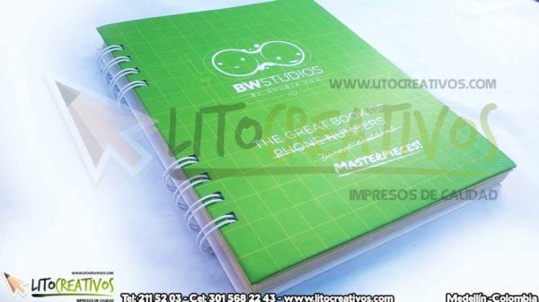 Cuaderno Ecologico BWSTUDIO 9