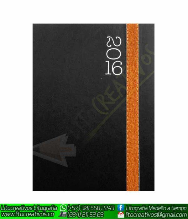 agenda 2016 mini cantabria negra