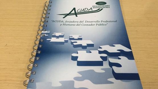Cuaderno Acuda  UdeA