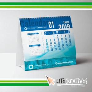 almanaque personalizado litografia Medellin litocreativos