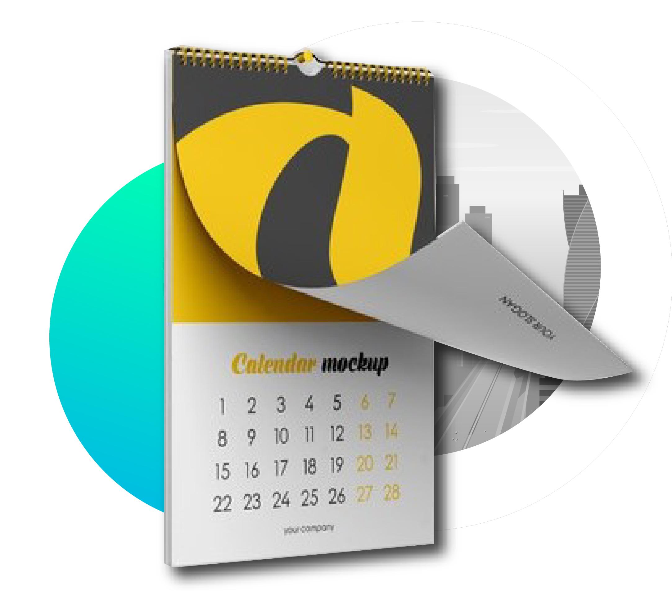 almanaques y calendarios medellin
