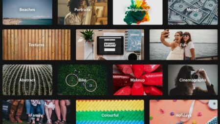 Cinco bancos de imágenes para aficionados al diseño gráfico