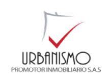urbanismo promotor logo
