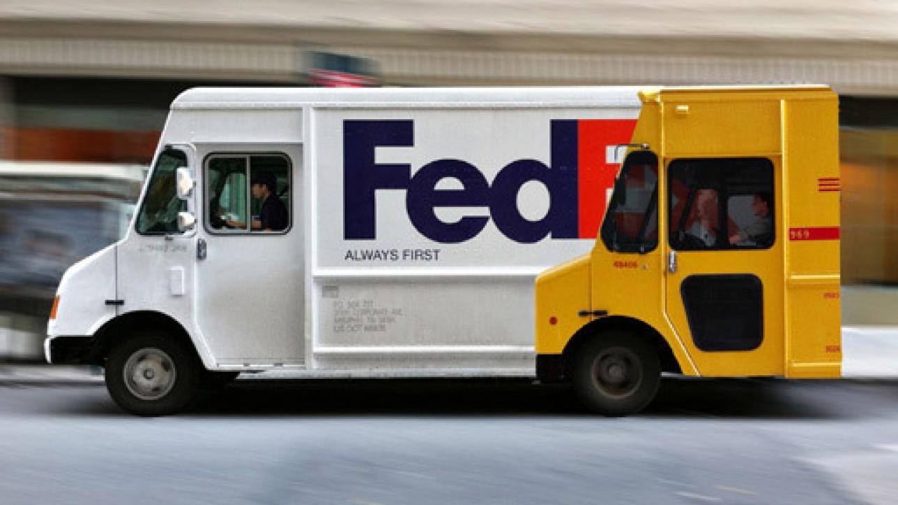 FedEx, captando la atención de los interesados mediante publicidad creativa o BTL